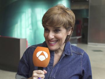 """Anabel Alonso imitará a Rocío Jurado: """"Quiero hacerle un homenaje"""""""