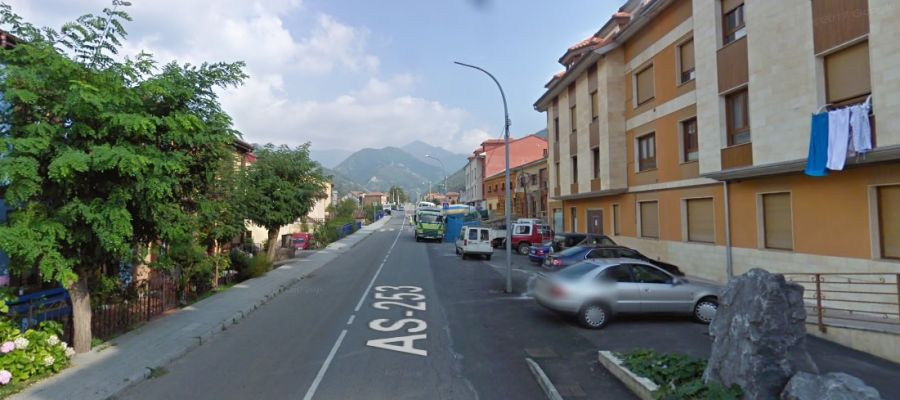 Dos hombres intentan secuestrar a varios niños en la localidad asturiana de Felechosa