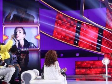 Manzanita, Raffaella Carrà y Dua Lipa, las imitaciones de la sexta gala de 'Tu cara me suena'