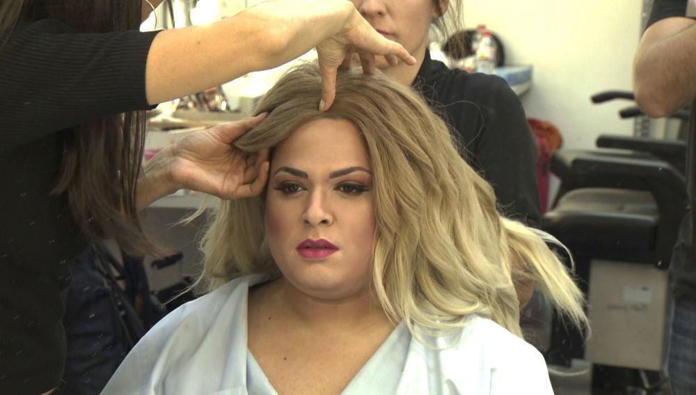 Mapaches, sustos y mucho pelo, los retos del equipo de maquillaje y caracterización en la quinta gala de 'Tu cara me suena'