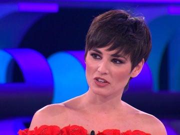 Mireia Agramunt se niega a contestar la pregunta de Arturo Valls sin la presencia de un abogado