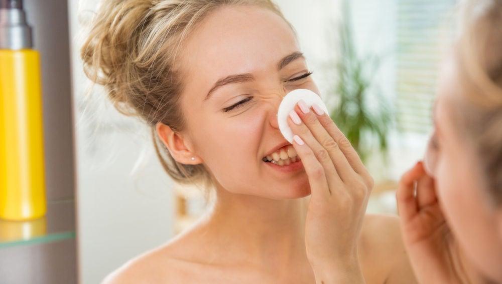 Limpieza de rostro