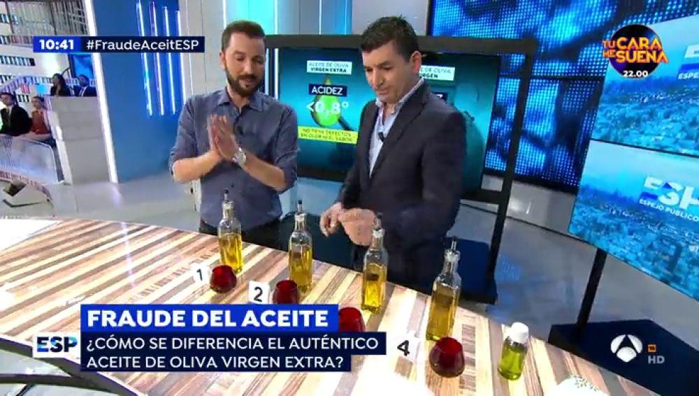 ¿El etiquetado del Aceite de Oliva Virgen Extra es auténtico?