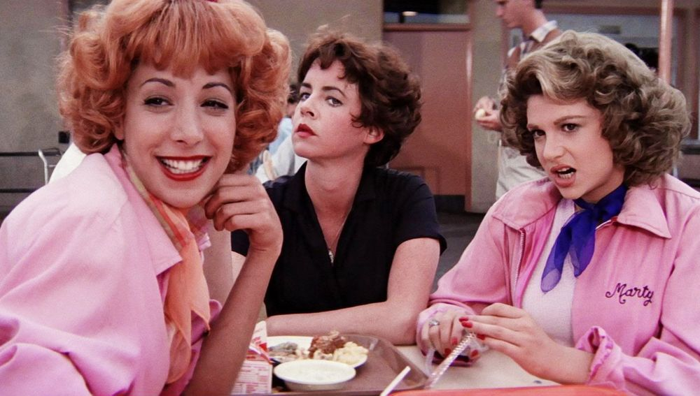 Las Pink En Grease