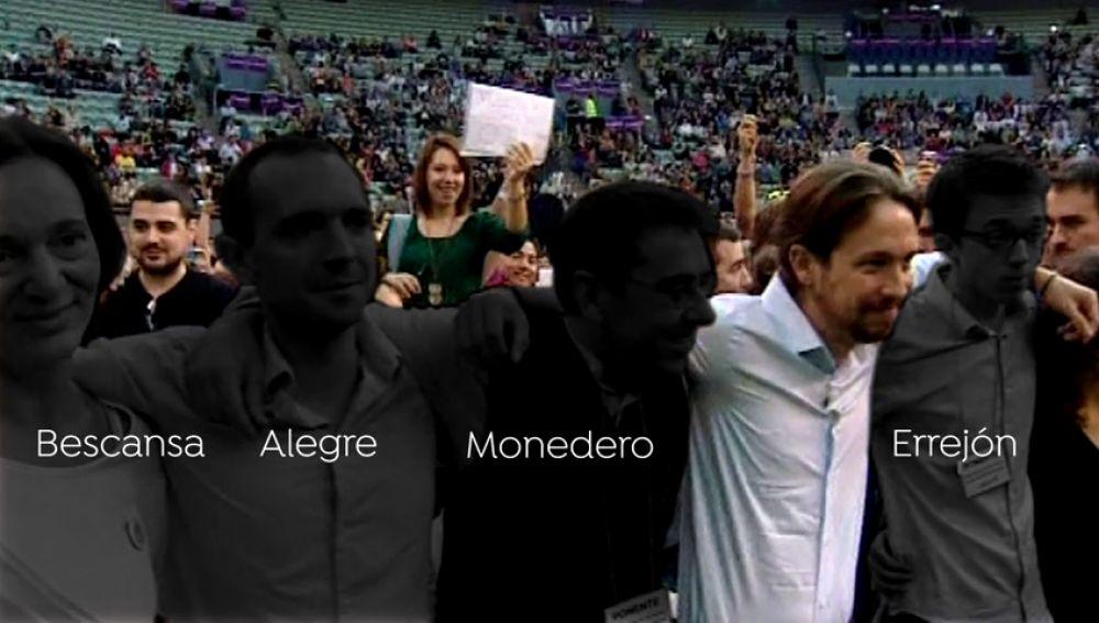 Carolina Bescansa dejará el Congreso en el primer semestre de 2019