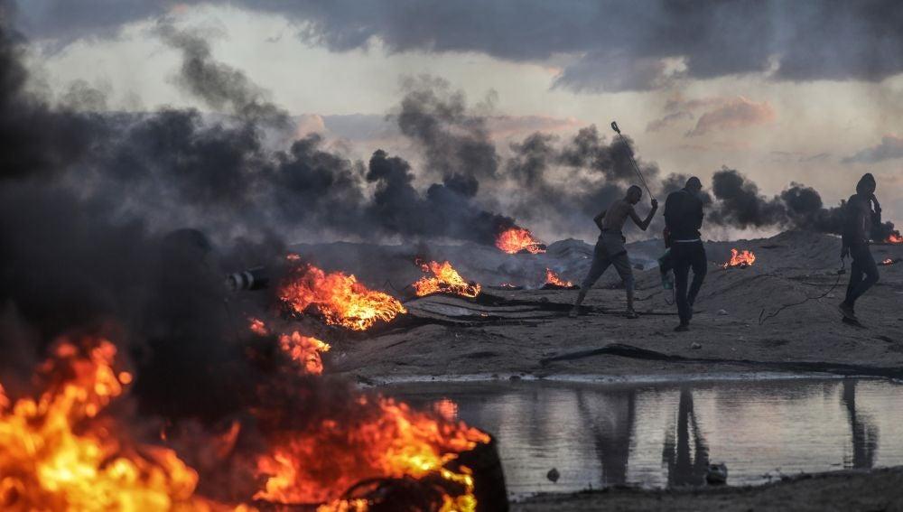 Nuevas ofensivas entre Israel y Palestina