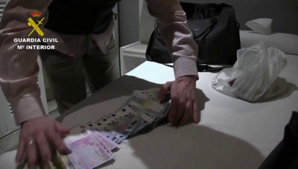 Diez detenidos en el marco de una operación internacional contra el narcotráfico