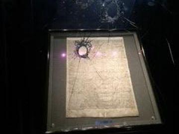 Carta Magna de la Catedral de Salisbury
