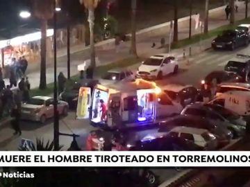 Muere el hombre tiroteado en un restaurante de Torremolinos