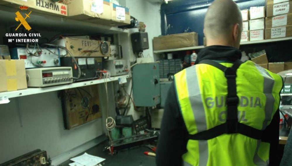 Operación contra el fraude en el kilometraje de vehículos