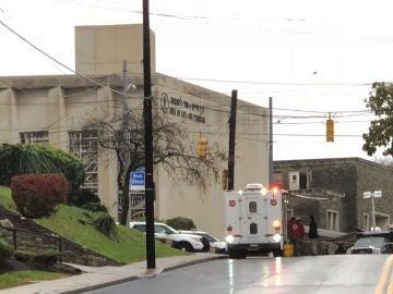 sinagoga de Pittsburgh (Pensilvania)