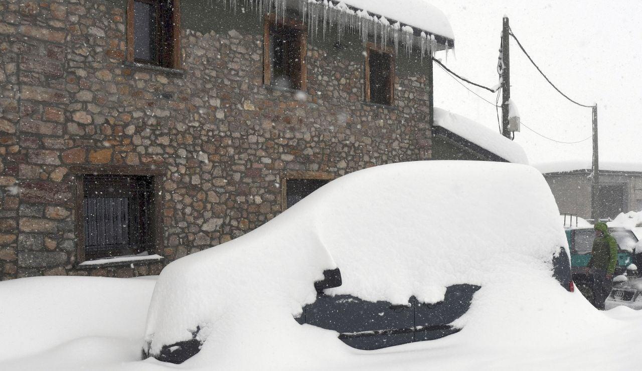 Nieve Castellón y Teruel