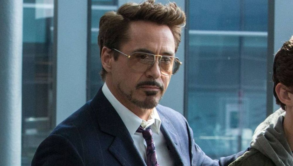 Tony Stark, 'Iron Man'