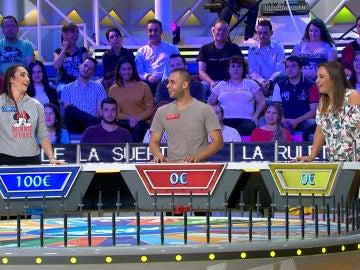 La desternillante confusión de uno de los concursantes de 'La ruleta de la suerte'