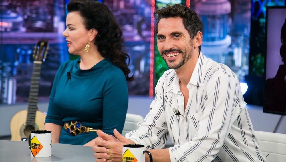 VÍDEO: Paco Leon confiesa cómo descubrió el secreto de Debi Mazar y alucinó con su glamur