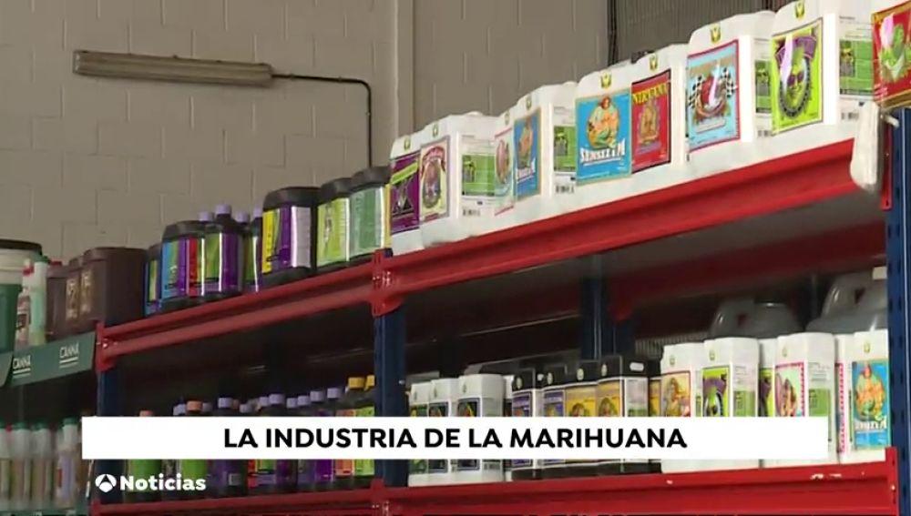 La legalización de la marihuana recreativa en Canadá ha abierto debate acerca de su comercialización