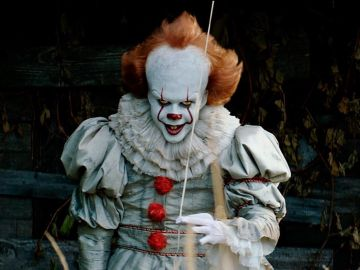 El payaso Pennywise de 'IT'