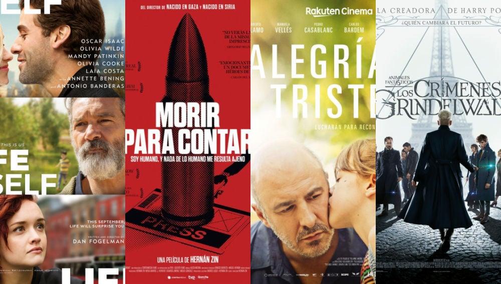 Las películas de la VIII edición de Madrid Premiere Week