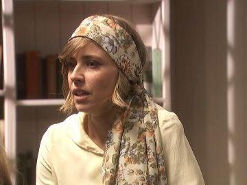 Adela sufre una grave consecuencia por la esquirla de bala