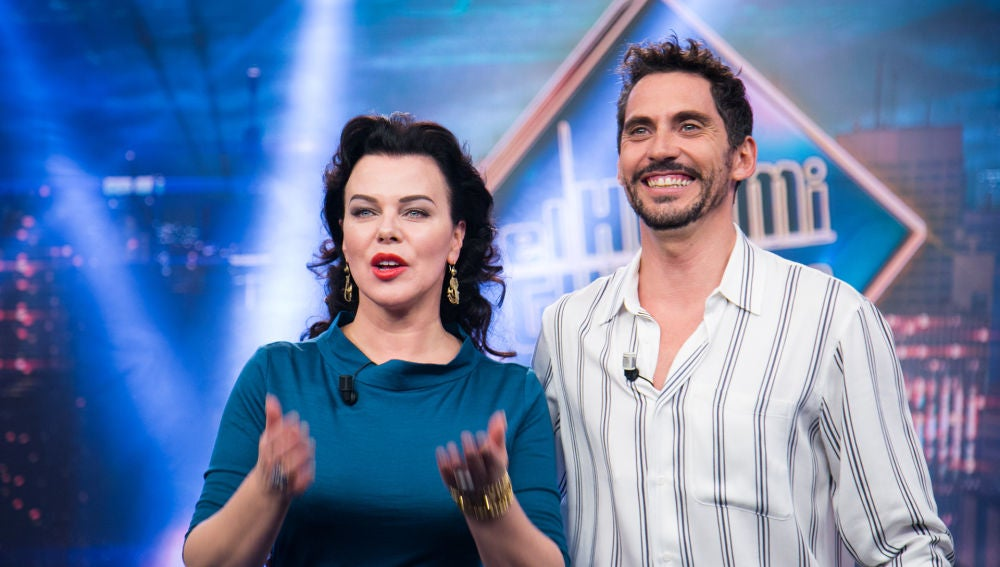 Revive la entrevista completa de Paco León y Debi Mazar en 'El Hormiguero 3.0'