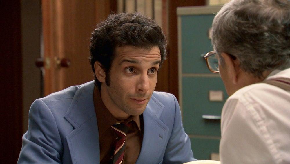 Ignacio no confía en Silvia y advierte a Justo de su oscuro pasado