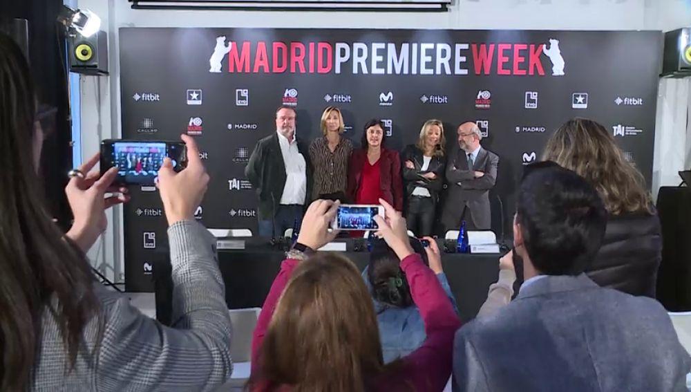 VIII Edición de Madrid Premiere Week en los cines Callao