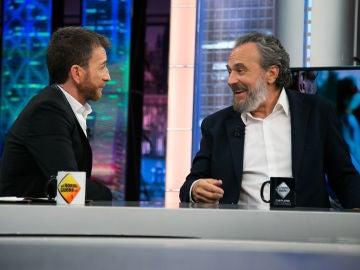 VÍDEO: José Coronado relata el tremendo modo en el que se rompió la costilla durante el rodaje de su nueva película
