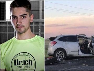 Gonzalo Salías fallece en un accidente de tráfico