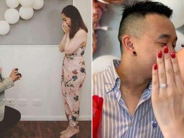 Petición de matrimonio
