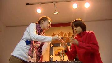 Así ensayan los niños de San Ildefonso, encargados de cantar los premios de la Lotería de Navidad