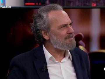 José Coronado relata el tremendo modo en el que se rompió la costilla durante el rodaje de su nueva película