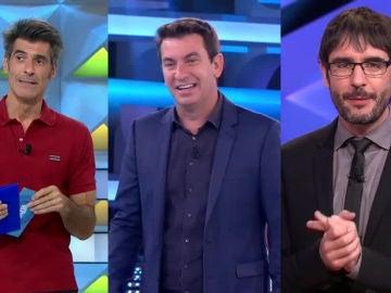 Los concursos de Antena 3, líderes absolutos