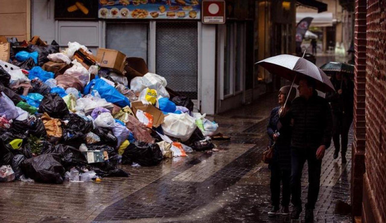 Se convoca una huelga de recogida de basuras en Madrid para el próximo 19 de noviembre