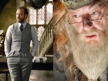 Albus Dumbledore y el paso del tiempo