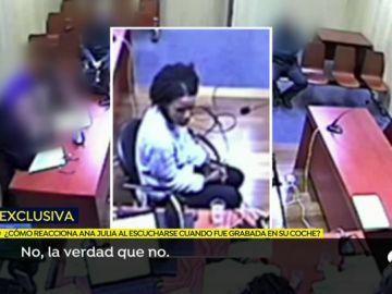 Ana Julia Quezada declara en el juicio