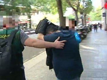 Operación contra el tráfico de drogas en Cataluña y Baleares