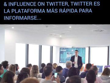 Twitter se consolida como la plataforma más rápida para informarse, sobre todo entre los jóvenes