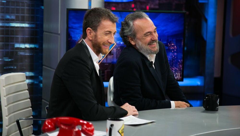 """VÍDEO: José Coronado, en 'El Hormiguero 3.0': """"El infarto lo veo como la mayor bendición"""""""