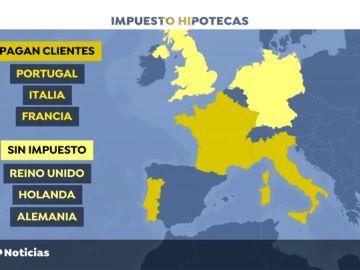 ¿Cuánto ahorrarán los españoles con la modificación del impuesto de las hipotecas?