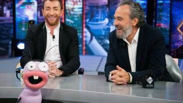José Coronado adivina los hijos de los actores y actrices con los que ha trabajado