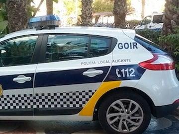 Policía de Alicante