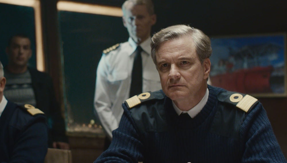 Colin Firth en 'Kursk'