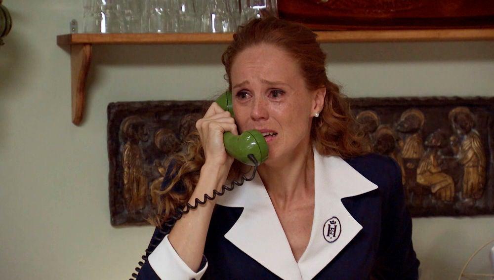 La inesperada llamada que destroza a Natalia: Manuel se ha quitado la vida