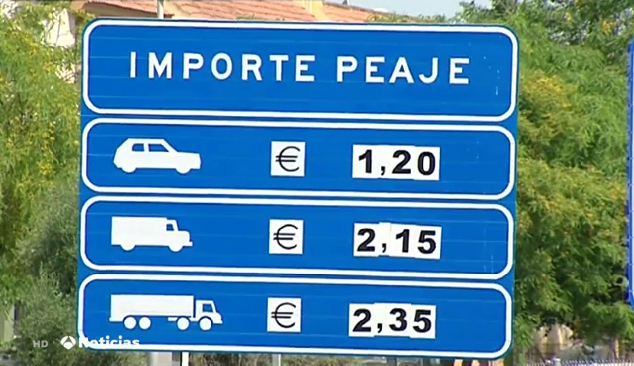 REEMPLAZO | El Gobierno abre la puerta a poner peajes en las principales autovías y autopistas públicas