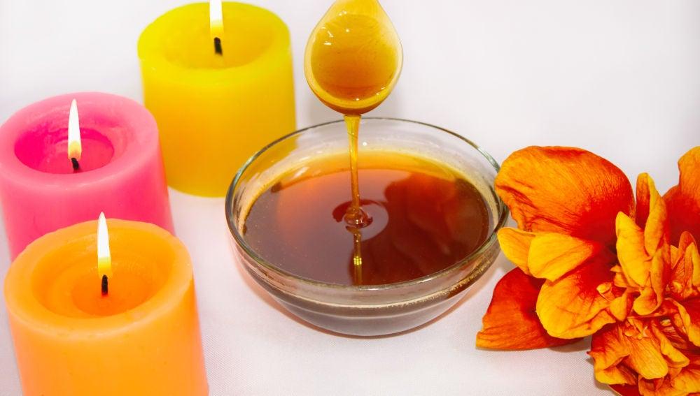 Crema depilatoria natural