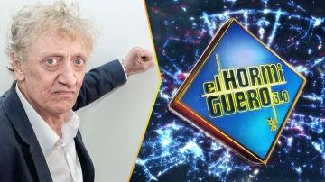 El próximo martes viene un buen amigo de 'El Hormiguero 3.0', el actor Enrique San Francisco