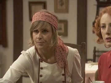 Las mujeres de Puente Viejo se unen para apoyar a Elsa