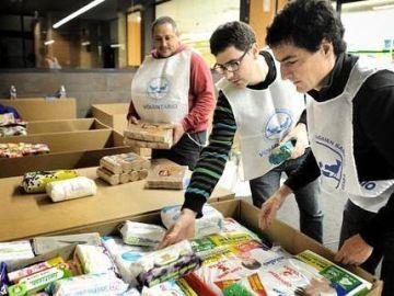 Imagen de archivo: Gran Recogida del Banco de Alimentos.