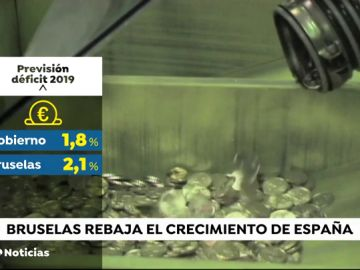 REEMPLAZO | La Comisión Europea recorta sus previsiones de crecimiento para España