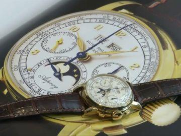 Hasta 3 millones de euros por un reloj exclusivo